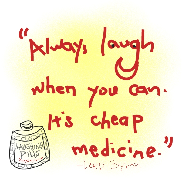 Best Quotes About Medicine: CHOCOLATE, One Of My Many Addictions: Laughter Is The Best