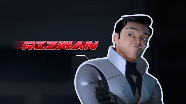 Ejen Rizwan