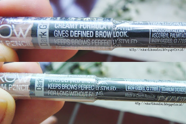 Maybelline Fashion Brow Review