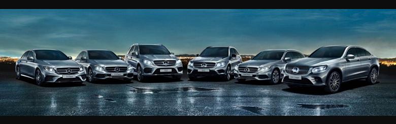 Mercedes-Benz Electric Car Range