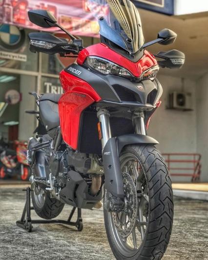 Ducati multistrada 950 baru bekas new motorcycles italia