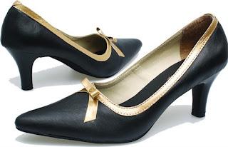 Sepatu Kerja Wanita BKD 304