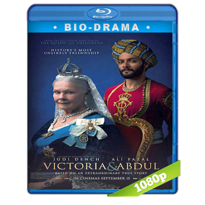 Victoria Y Abdul (2017) BRRip Full 1080p Audio Trial Latino-Castellano-Ingles 5.1