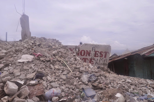 Haiti 5 Years Beyond: Journeying Alongside the Recovery