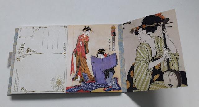 Geishas (libro de postales) 2