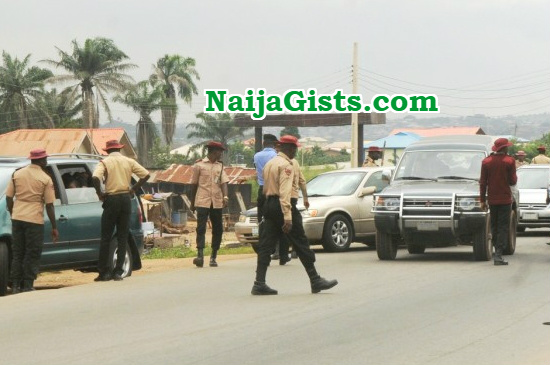 frsc officer kidnapped ekiti