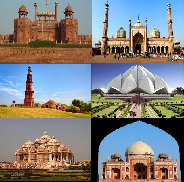 Golden Triangle Tour, Delhi