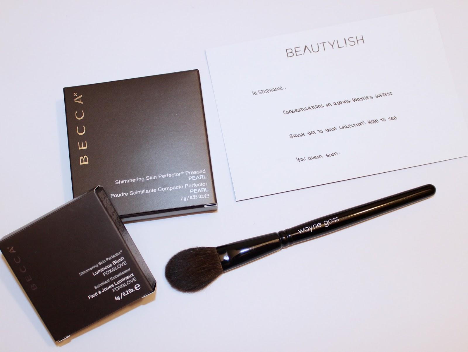 Unboxing The Beautylish Fukuburo Lucky Bag For 2016