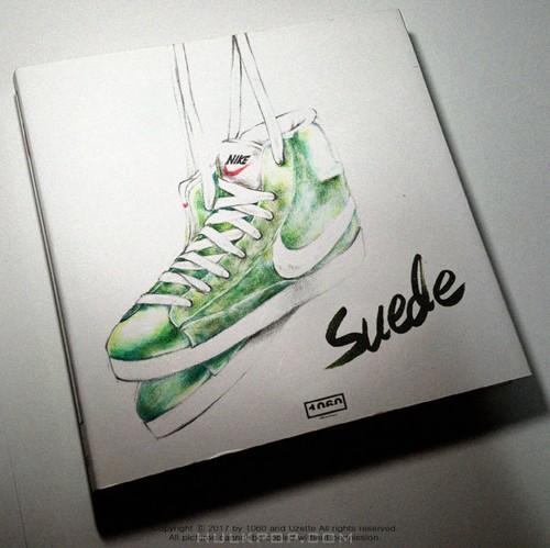 1060 – Suede (feat. Shawna, Benedic, M Jay & Choibomi)