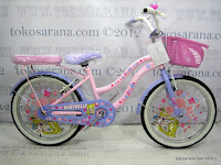 City Bike Element Baby Kelly 20 Inci