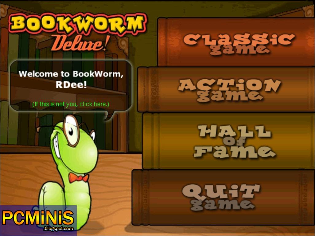 Bookworm Games
