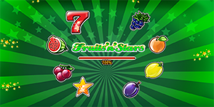 Jucat acum Fruits And Stars Online Slot