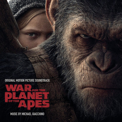 War for the Planet of the Apes Soundtrack Michael Giacchino