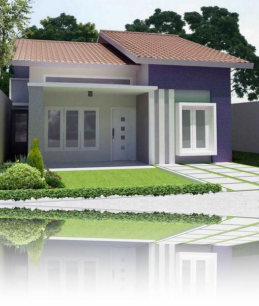 10 Desain Rumah Minimalis Kecil Sederhana Impianku Ngeblog Asyikk
