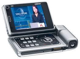 spesifikasi Nokia N92