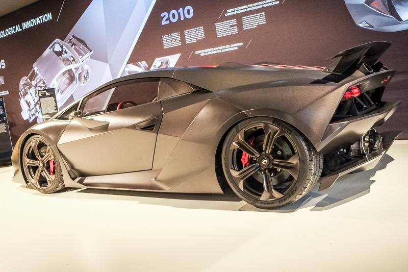 Muzeum Lamborghini Museo Lamborghini