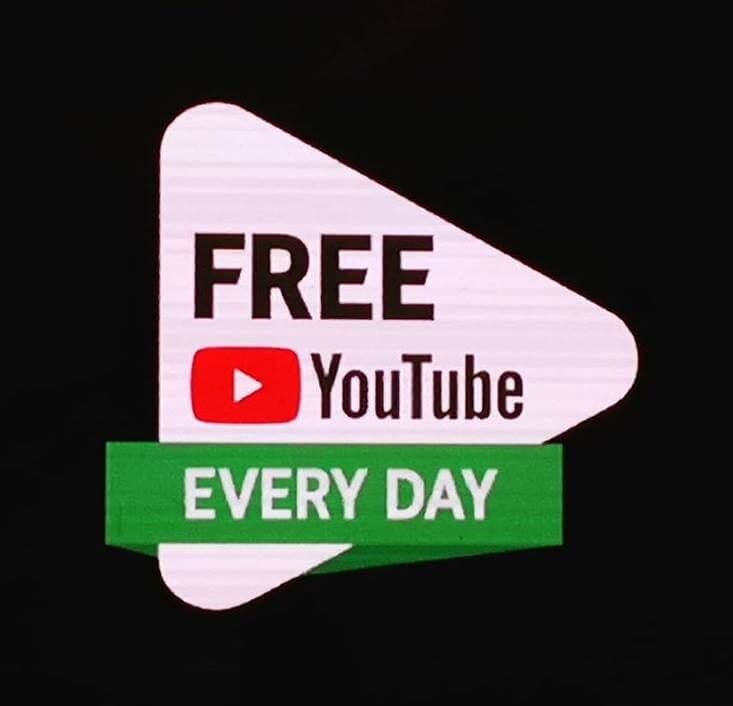 Free YouTube Every Day
