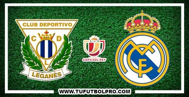 Ver Leganés vs Real Madrid EN VIVO Por Internet Hoy 18 de Enero de 2018