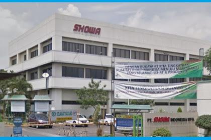 Information Jobs - Informasi Lowngan Kerja PT. Showa Indonesia Manufacturing