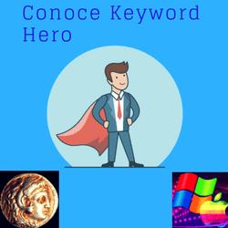 tu weblog tendrá un análisis SEO con Keyword Hero, la mejor analítica web.