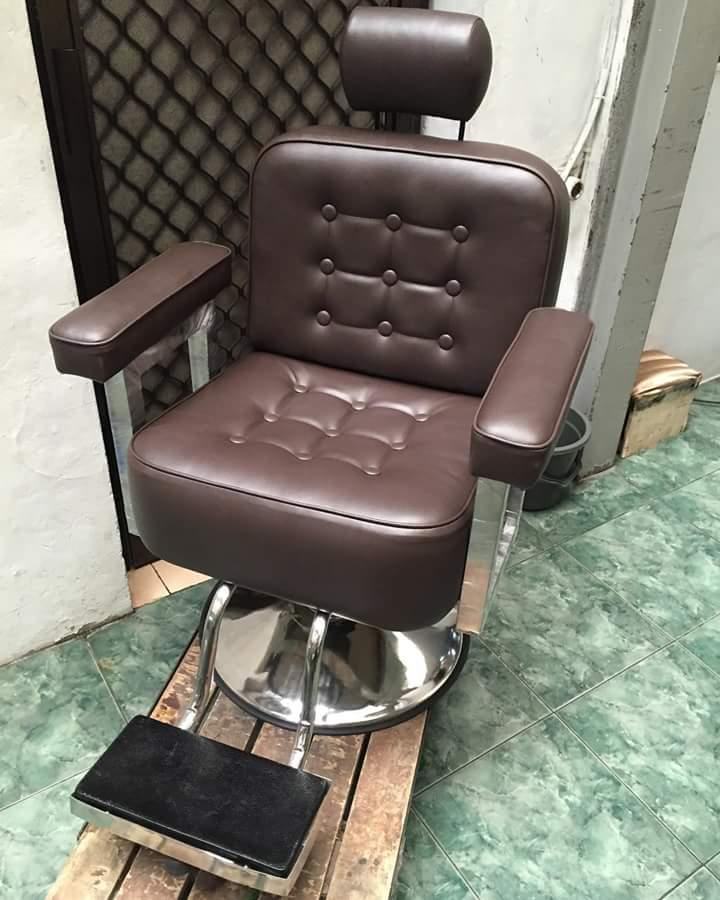940 Koleksi Gambar Kursi Barbershop HD