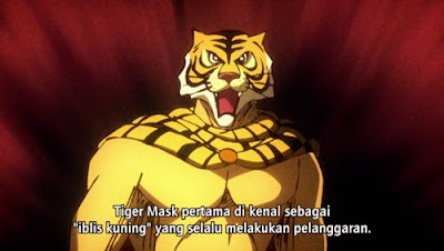 Film Tiger Mask W Episode 07