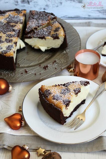 ullatrulla backt und bastelt weihnachtlicher zupfkuchen. Black Bedroom Furniture Sets. Home Design Ideas