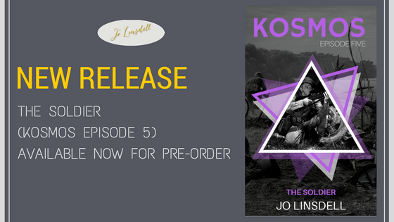 The Soldier (KOSMOS Episode 5) Is Available For Pre-Order