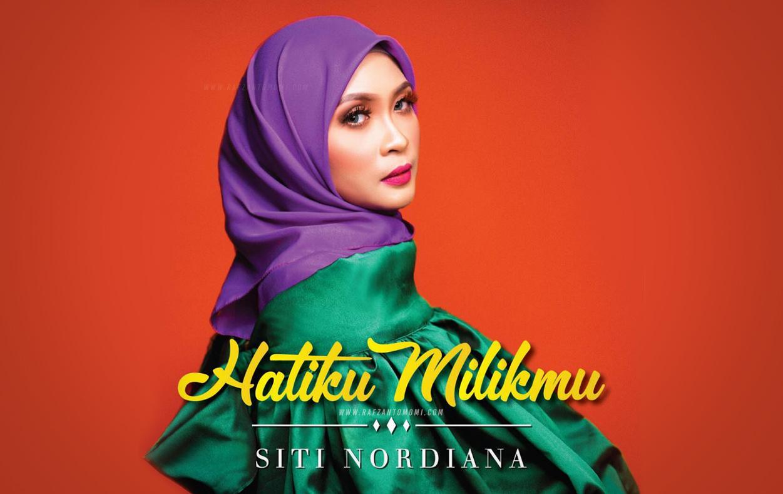 Lirik Lagu Hatiku Milikmu - Siti Nordiana