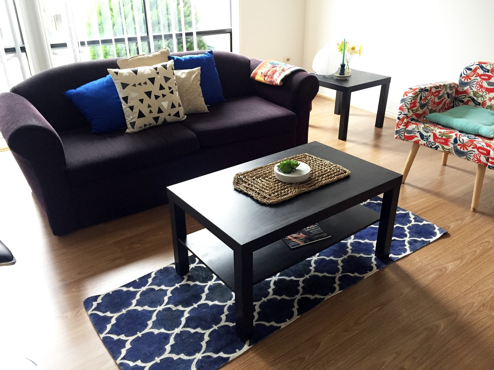Prativya DIY Coffee Table Makeover Ikea hack