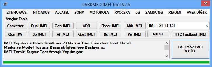 DARKMED IMEI Tool V2 6 ~ DARKMED ELECTRONICS