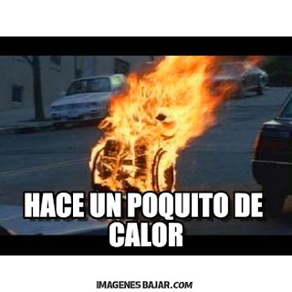 Chistosas de Calor