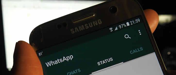 Por que não consigo ver o Status de outra pessoa no WhatsApp