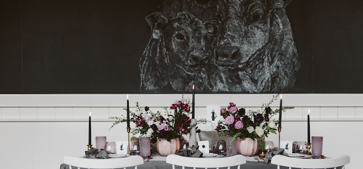 A Creative Fête Brought to Us by a Team of Seattle Wedding Pros!