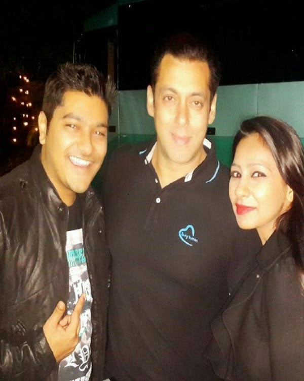 Bollywood celebs at Salman Khan's Birthday bash 2014