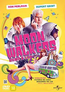 Assistir Moonwalkers: Rumo à Lua Dublado Online HD