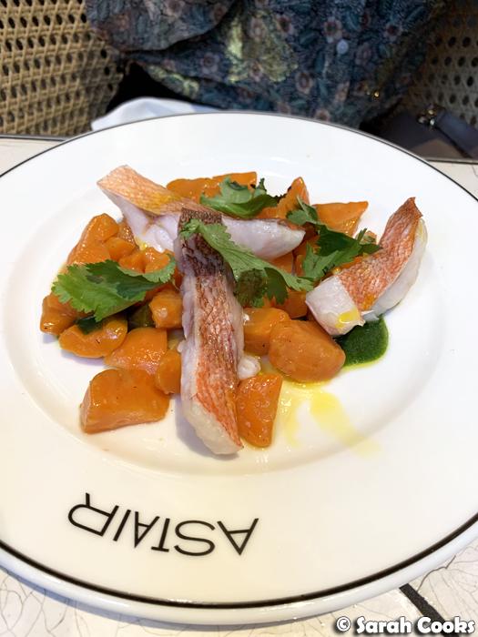 Fish, Astair Paris