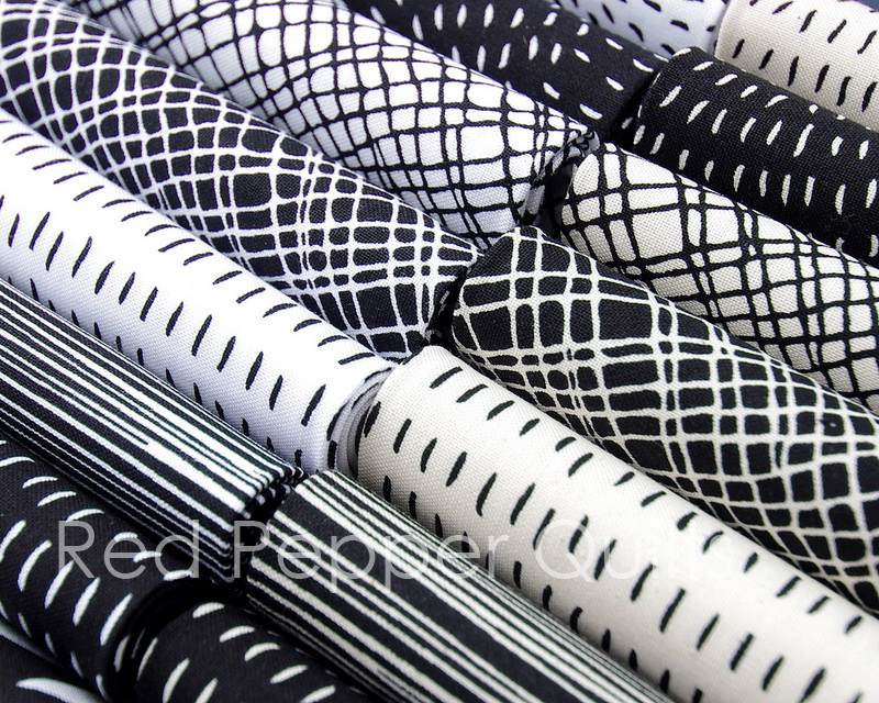 Thicket by Gingiber - Stacie Bloomfield for Moda Fabrics | © Red Pepper Quilts 2016