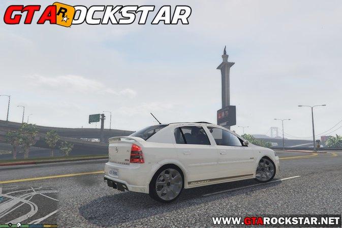 GTA V - Chevrolet Astra GSI 2.0 16V for GTA V PC