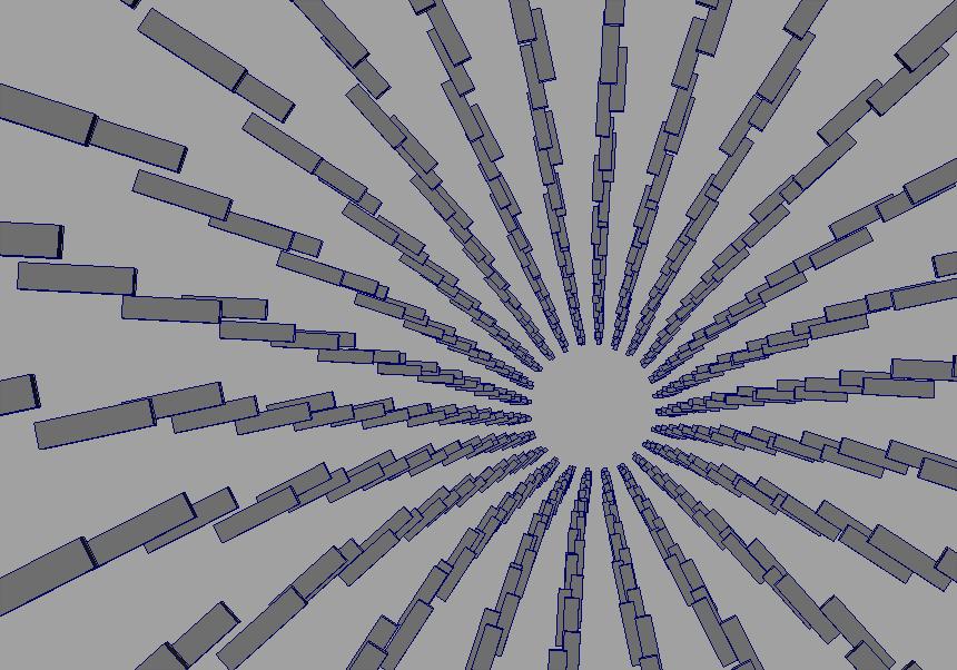 MEL SOUP/ Spiral Stair Basic | Maya Spiral