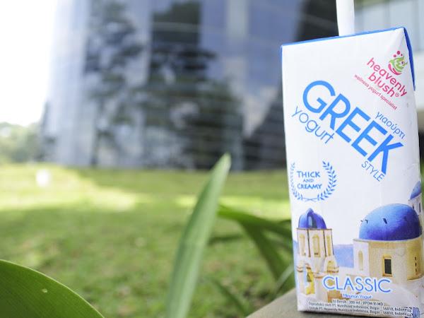 Sehat Dan Cantik Ala Yunani Dengan Greek Yoghurt
