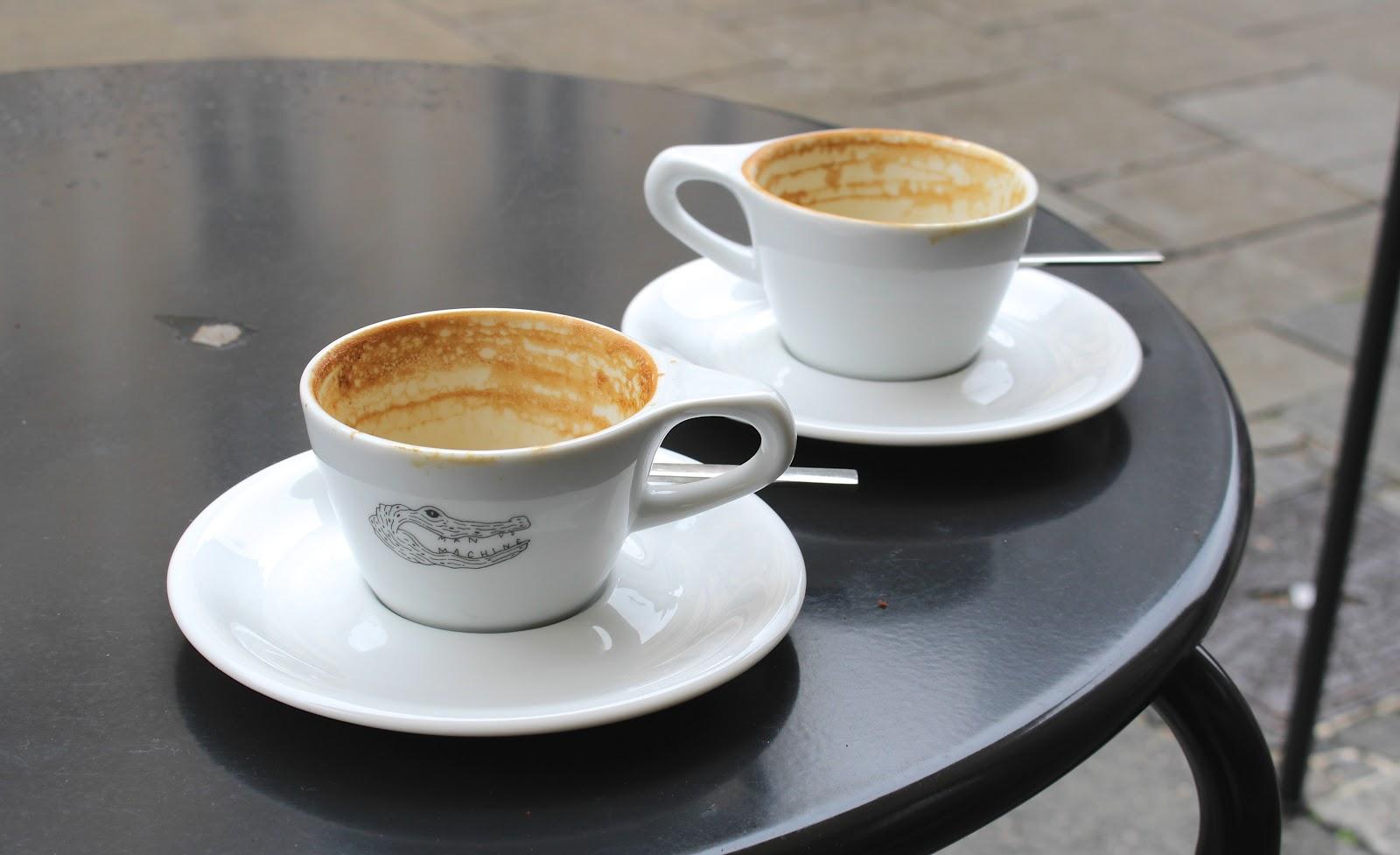 Man Versus Machine coffee Munich best coffee