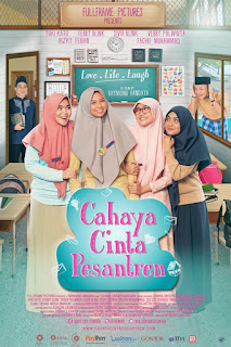 Download Film Cahaya Cinta Pesantren (2017) BluRay 720p Ganool Movie