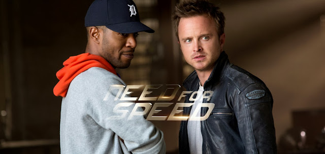Need For Speed Movie 2014 - Aaron Paul si Kid Kudi