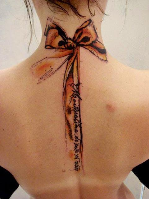 tatuajes para mujeres en la espalda grandes