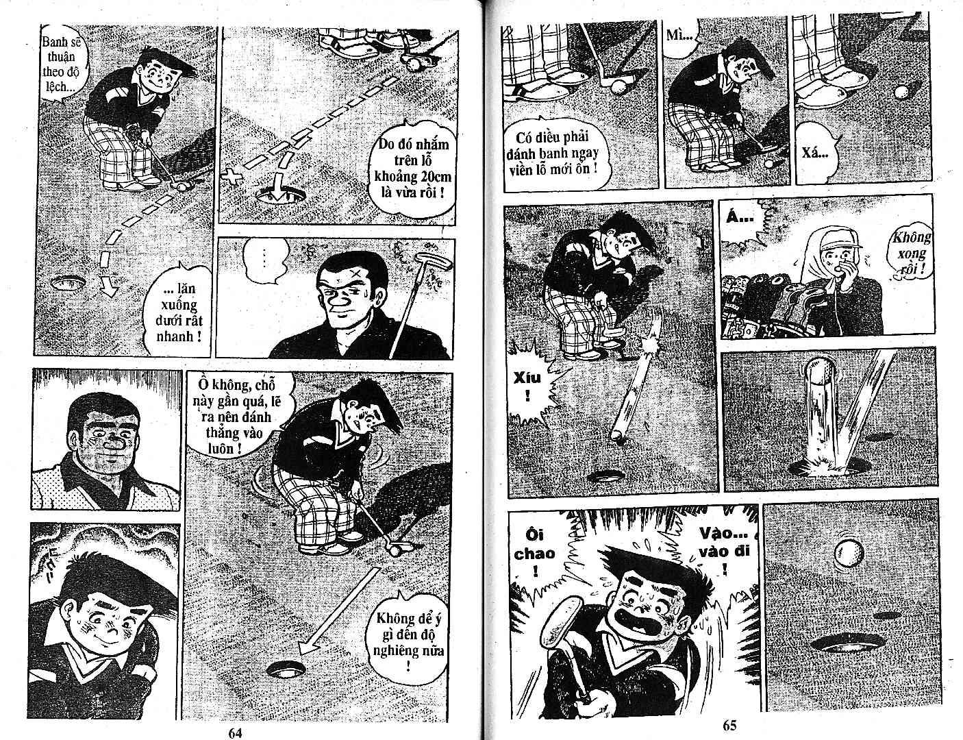 Ashita Tenki ni Naare chapter 28 trang 31