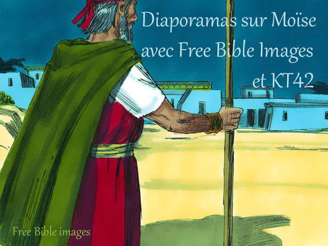 Série de diaporamas : Moïse
