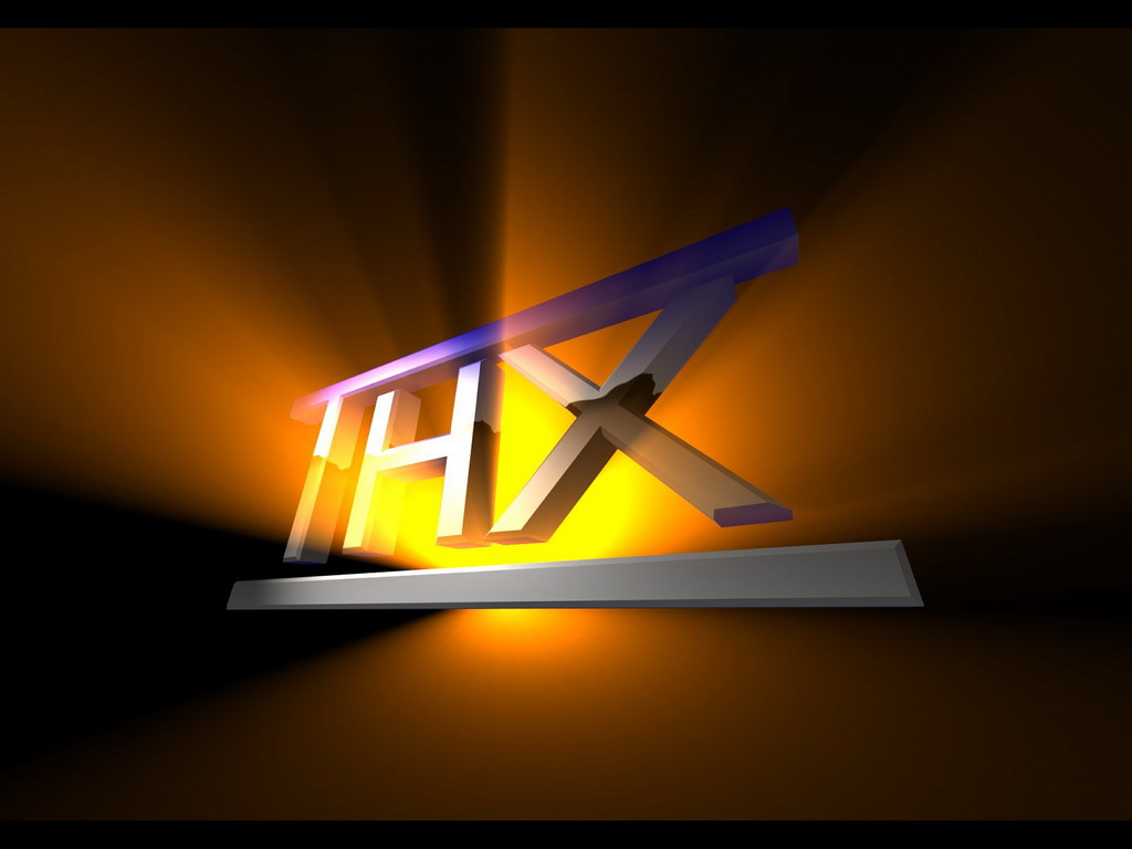 THX Wallpaper - Glare High Resolution
