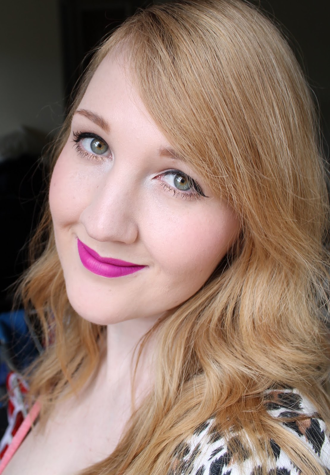 Lime Crime Velvetine - Utopia Swatches & Review