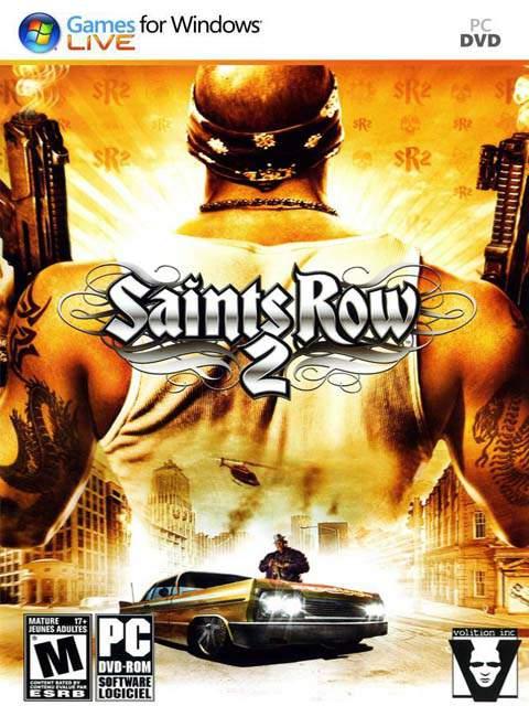 تحميل لعبة Saints Row 2 مضغوطة كاملة بروابط مباشرة مجانا